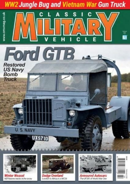 Download Classic Military Vehicle — February 2018