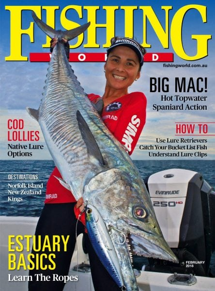 Download Fishing World — February 2018