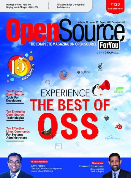 Download Open Source For You — February 2018
