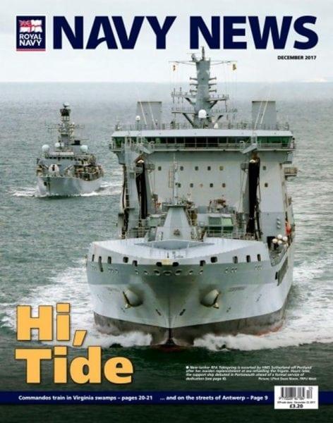 Download Navy News — December 2017