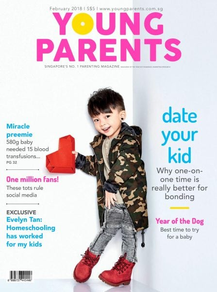Download Young Parents Singapore — February 2018