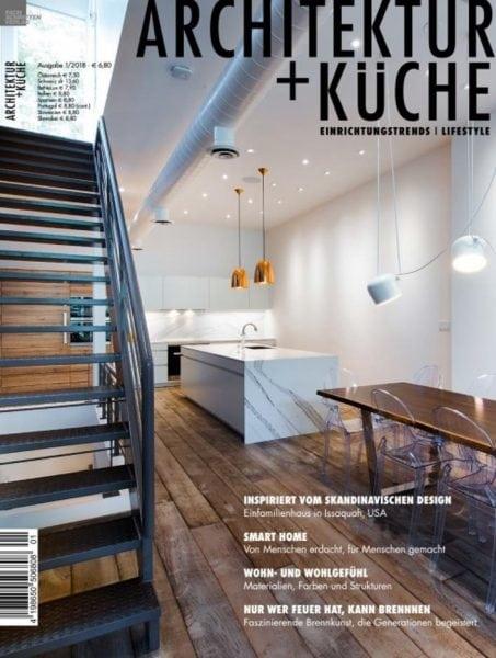 Download Architektur + Küche — Nr. 1 2018