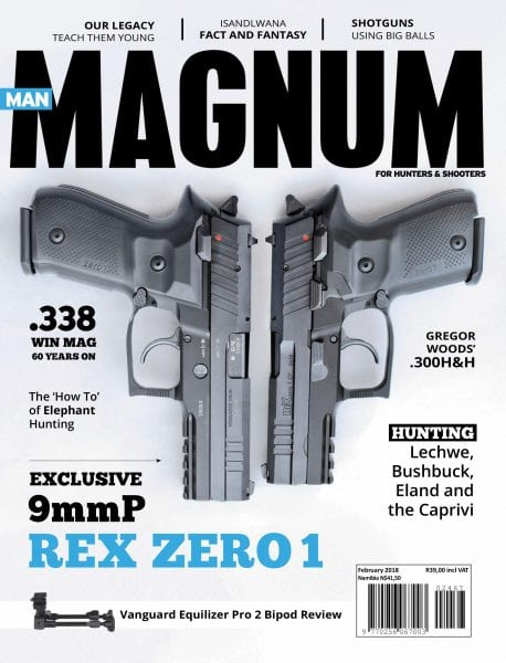 Download Man Magnum — February 2018