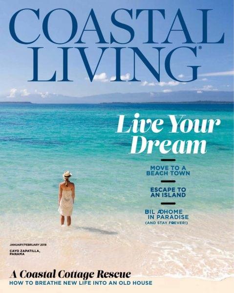 Download Coastal Living — February 2018