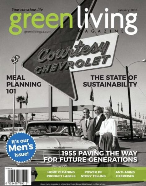 Download Green Living — January 2018