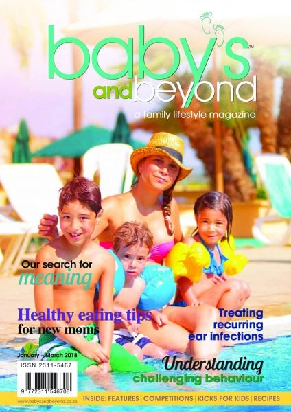 Download Baby's and Beyond — January 2018