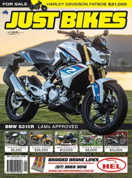 Download Just Bikes — January 2018