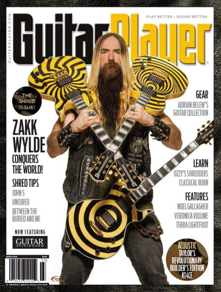 Download Guitar Player — March 2018