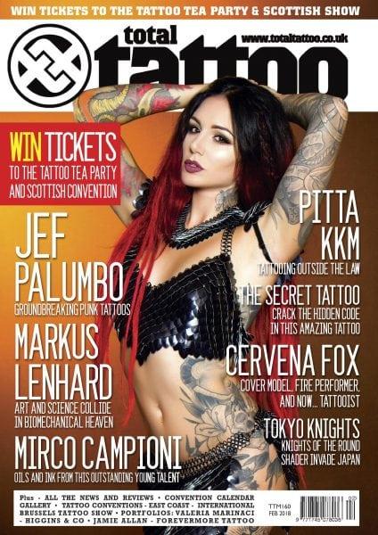 Download Total Tattoo — February 2018