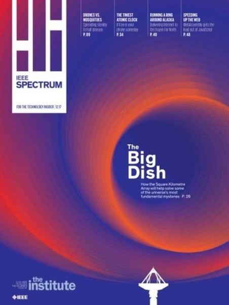 Download IEEE Spectrum International — December 2017