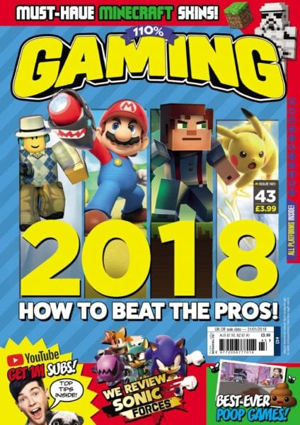 Download 110% Gaming — January 2018