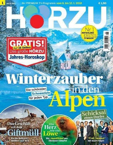 Download Hörzu — 29. Dezember 2017