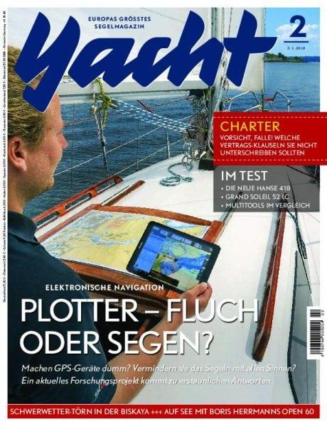 Download Yacht Germany — 03. Januar 2018