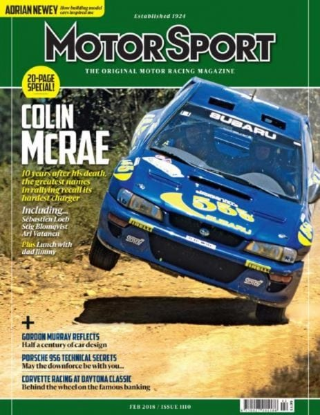 Download Motor Sport — February 2018