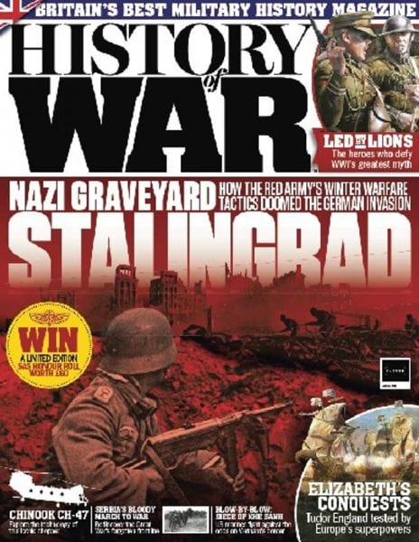 Download History of War — Issue 51 2018