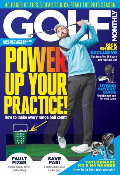 Download Golf Monthly UK — February 2018