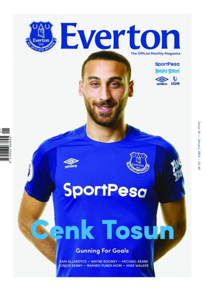 Download Everton Magazine — January 2018