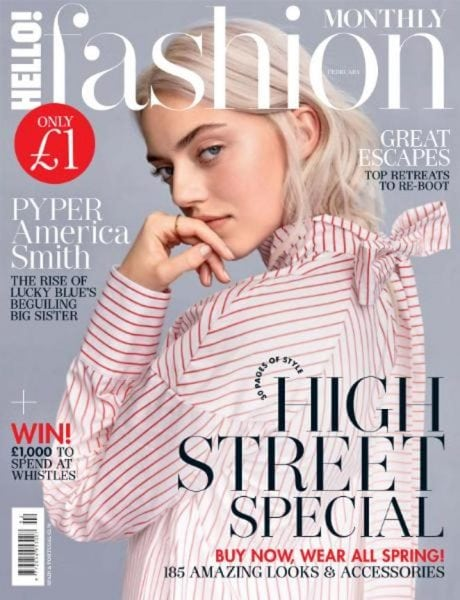 Download Hello! Fashion Monthly — February 2018