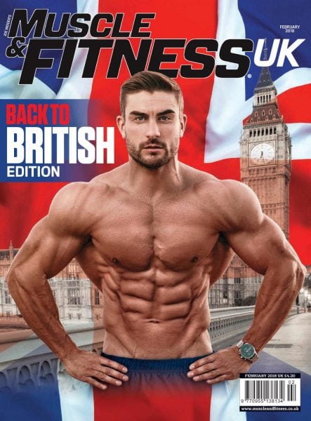 Download Muscle & Fitness UK — February 2018
