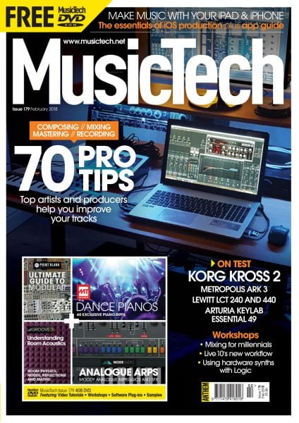 Download MusicTech — February 2018