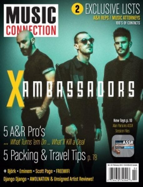 Download Music Connection — February 2018