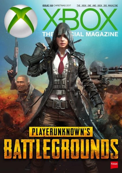 Download Xbox The Official Magazine UK — Christmas 2017