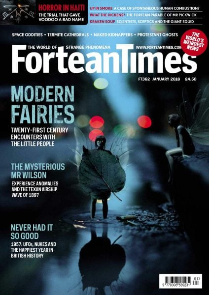 Download Fortean Times — February 2018