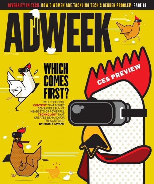 Download Adweek — January 06, 2018