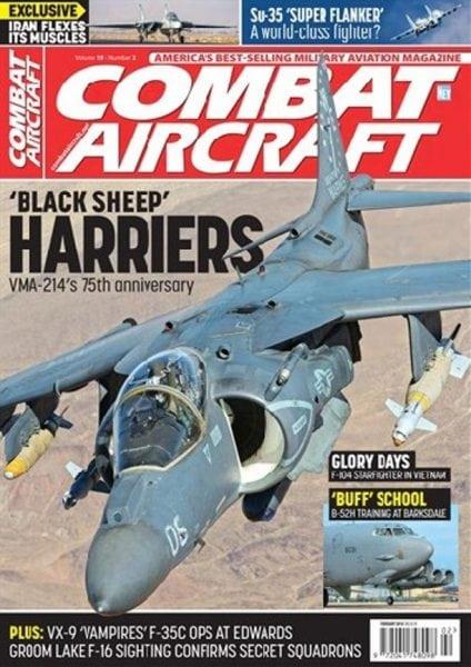 Download Combat Aircraft — February 2018