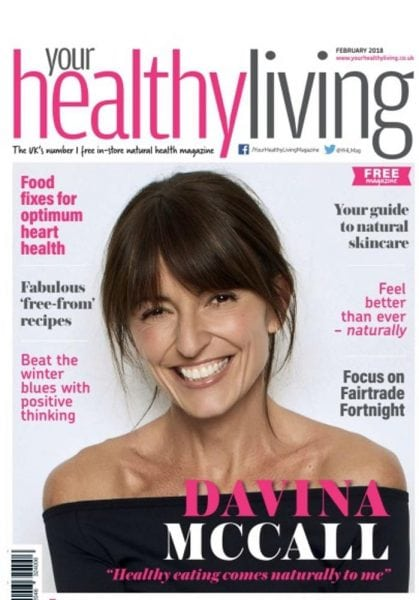 Download Your Healthy Living — February 2018