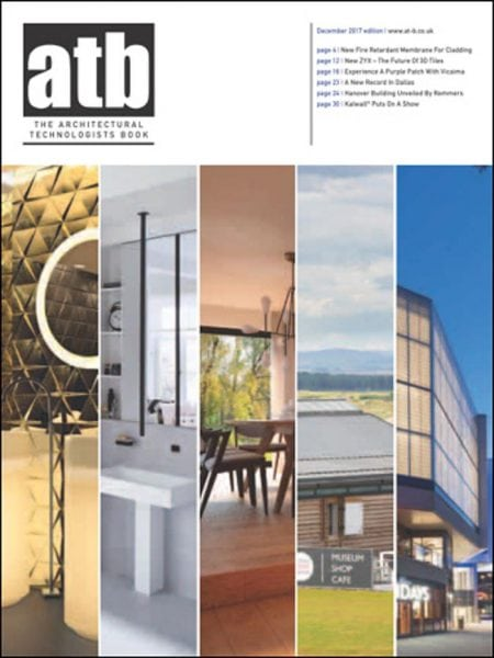 Download The Architectural Technologists Book — Issue 4 — December 2017