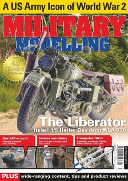 Download Military Modelling Vol.48 No.2 (2018)