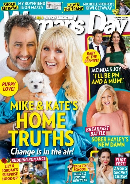 Download Woman's Day New Zealand — January 28, 2018