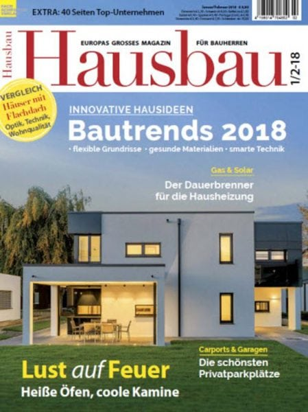 Download Hausbau No 01 02 – Januar Februar 2018