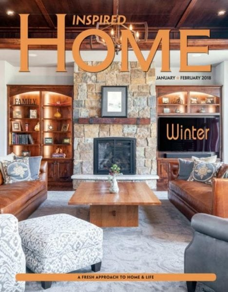 Download Inspired Home Magazine — January-February 2018