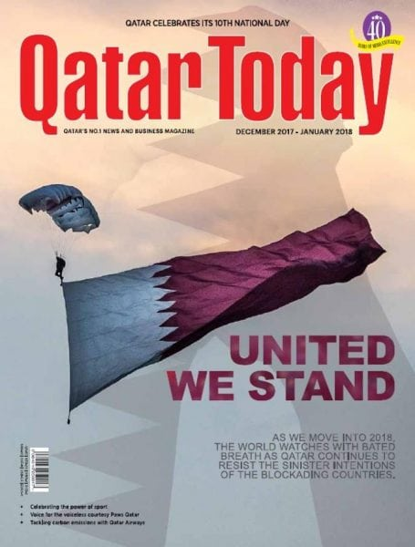 Download Qatar Today — December 2017-January 2018