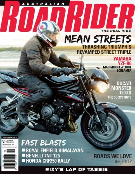 Download Australian Road Rider — December 22, 2017