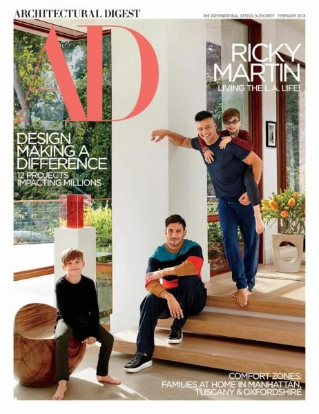 Download Architectural Digest USA — February 2018
