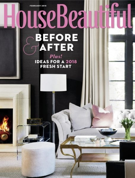 Download House Beautiful USA — February 2018