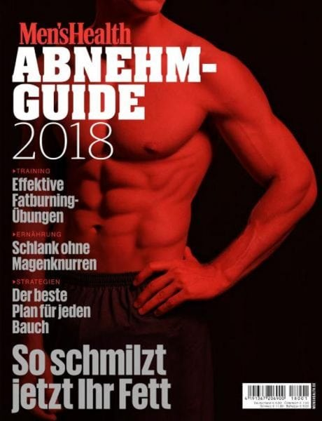 Download Men's Health Germany — Abnehm-Guide 2018