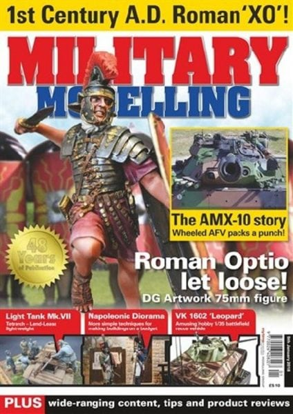 Download Military Modelling Vol.48 No.1 (2018)
