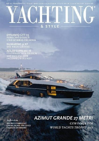 Download Yachting & Style — Februar 2018