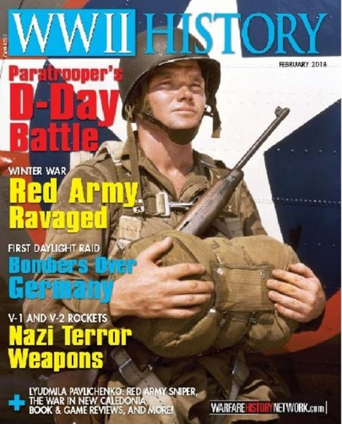 Download WWII History — February 2018