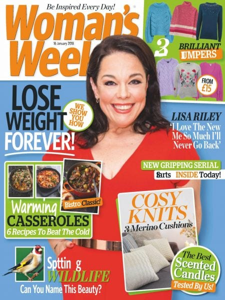 Download Woman's Weekly UK — 16 January 2018