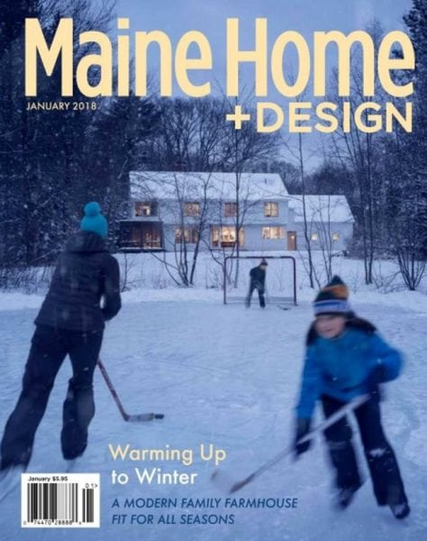 Download Maine Home+Design — January 2018