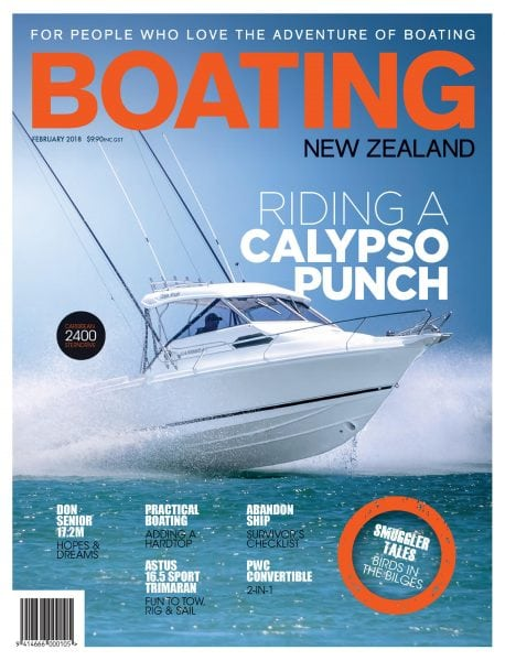 Download Boating New Zealand — February 2018