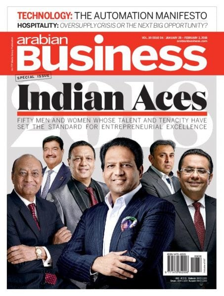 Download Arabian Business – January 28, 2018