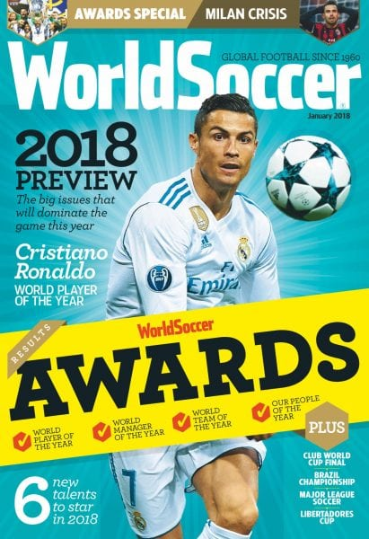 Download World Soccer — January 2018