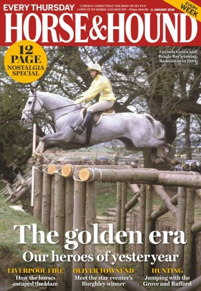 Download Horse & Hound — 10 January 2018
