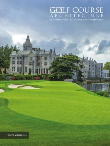 Download Golf Course Architecture — January 2018